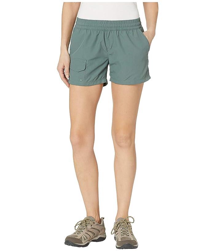 Columbia Silver Ridge Pull On Shorts (Pond) Women