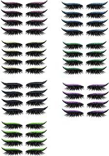 Oogmake-upstickers Meisjes eyeliner Wimperstickers Eyelinerstickers Make-up wimperstickers voor ogen