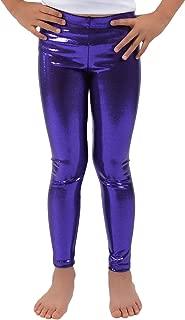 Girl's Metallic Mystique Leggings