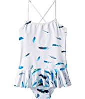 Vilebrequin Kids - Blue Breath One-Piece Swimsuit (Toddler/Little Kids/Big Kids)