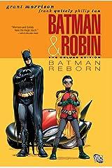 Batman and Robin (2009-2011) Vol. 1: Batman Reborn (Batman by Grant Morrison series Book 7) Kindle Edition
