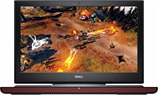 DELL Inspiron 15 7000 Series Gaming Edition 7567 15.6-inch Full HD de visualización portátil, – Intel Core i5 – 7300hq, 1 TB híbrido HDD, 8 GB de memoria, gráficos Nvidia GTX 1050 4 GB, Windows 10