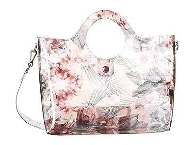 Vince Camuto Lonna Tote (Flora Oasis) Tote Handbags