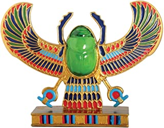 StealStreet Egyptian Winged Scarab Collectible Ancient Egypt Figurine