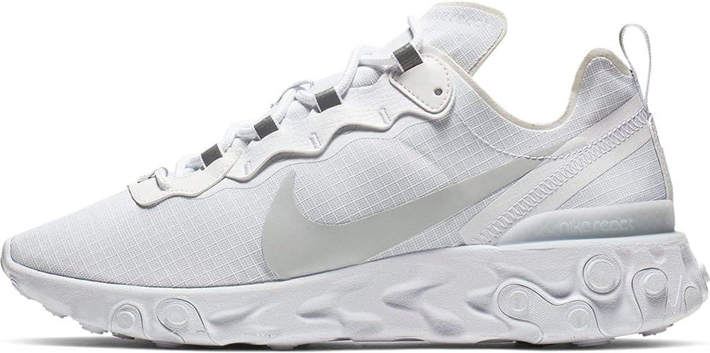 Nike React Element 55 Se Su19, Chaussures d'Athlétisme garçon ...