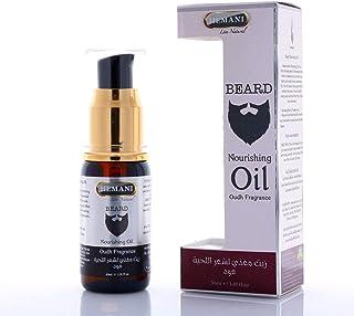 Hemani Beard Nourishing Oil with Oudh, 30 ml