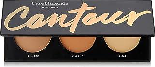 bareMinerals Barepro Contour Face Shaping Powder Trio - Fair to Medium for Women - 0.51 oz Makeup, 15.3 ml