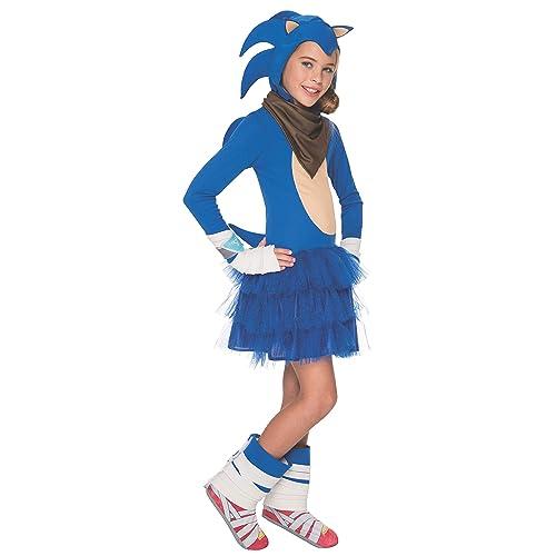 Sonic The Hedgehog Costume Amazon Com