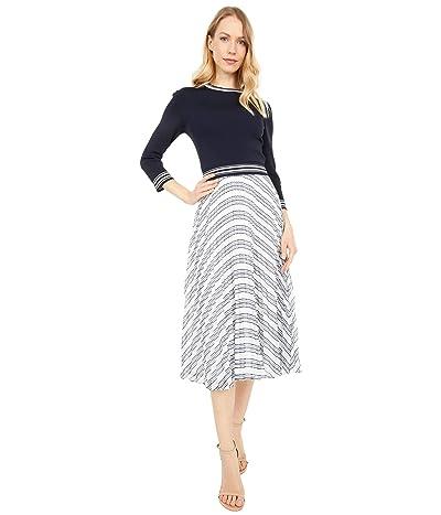 Ted Baker Knit Bodice Mockable Dress Women