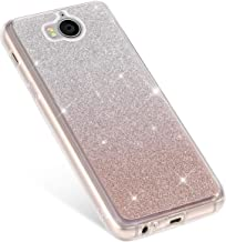 coque huawei y6 2017 rose gold