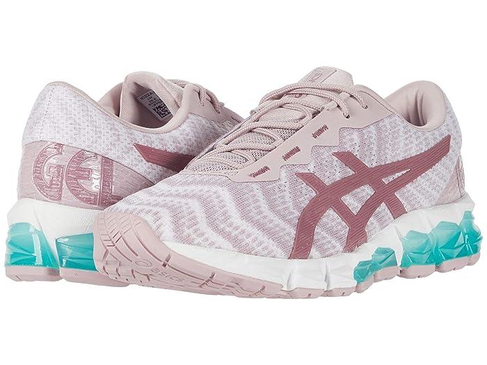 ASICS  GEL-Quantum 180 5 (Watershed Rose/Purple Oxide) Womens Running Shoes