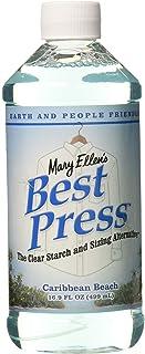 Mary Ellen Productos Mary Ellen almidón de Transparente de Prensa de la Mejor Alternativa 16oz-Caribbean Playa, Otros, Multicolor