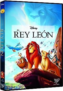 comprar comparacion El Rey León (2011) DVD