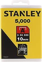 Stanley Grapas Tipo A 10 mm-5000 Unidades, 1-TRA206-5T, 10mm, Set de 5000 Piezas