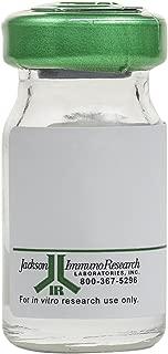 Jackson ImmunoResearch 111-035-144 Peroxidase-AffiniPure Goat Anti-Rabbit IgG (H+L) (min X Hu,Ms,Rat Sr Prot)