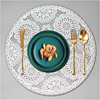 round placemats washable
