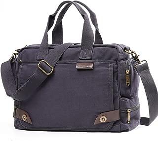 Canvas Messenger Bag Crossbody Shoulder Bag Travel Bags Man Satchel Mens Purse