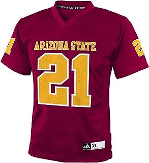 NCAA Arizona State # 21 Sun Devils Youth Boys Fashion Football Jersey