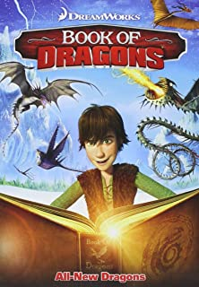 Dreamworks Dragons: Book of Dragons