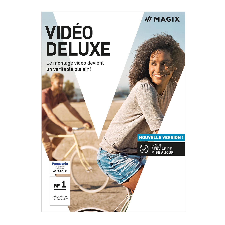 MAGIX Vidéo deluxe 2018: le montage vidéo devient un véritable plaisir