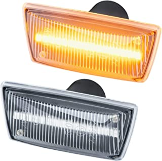 phil trade LED SEITENBLINKER kompatibel für Adam Astra H J GTC Corsa D E   KLARGLAS 71010