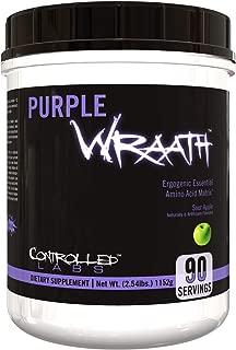 Controlled Labs Purple Wraath Sour Apple 90 servings - コントロールドラブズ パープルラース サワーアップル 90回分