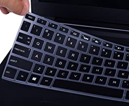 """Keyboard Cover for HP Envy x360 2-in-1 15.6"""" Laptop / 2019 HP Pavilion 15.6/2019 HP.."""