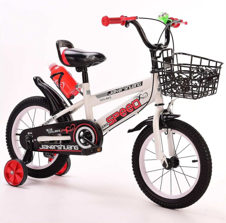 Mountain Bike for Boys and Girls, White