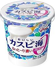 [冷蔵] グリコ おいしいカスピ海 脂肪ゼロ 400g