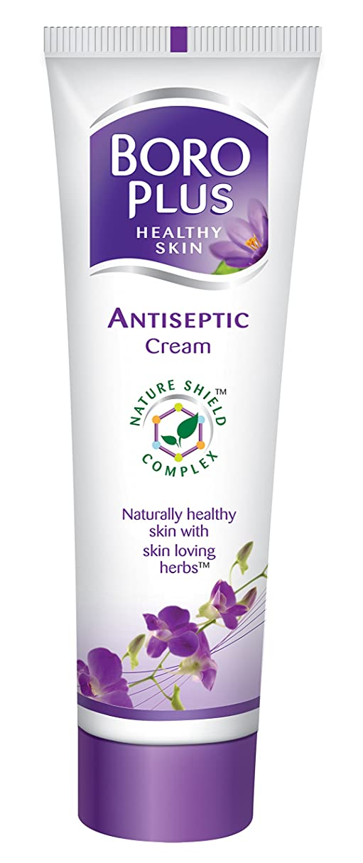 起業家認証通りBoroplus Antiseptic Cream, 120ml