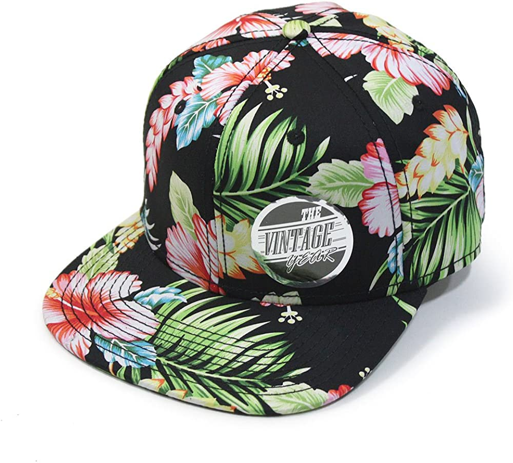 Premium Plain Cotton Twill Adjustable Flat Bill Snapback Hats Baseball Caps