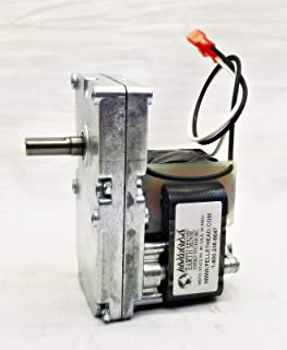 Magnum Countryside Pellet/Corn Stove Auger Motor - 4 RPM CCW - #904 - MF3573 + FREE E-BOOK (FREEZING)