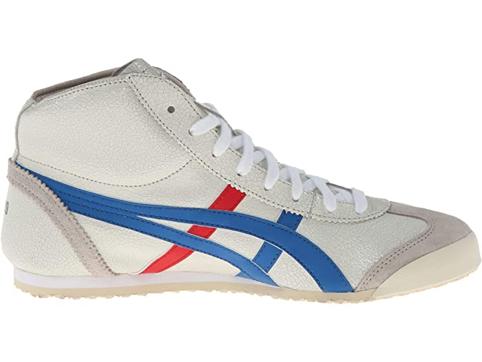 onitsuka tiger mexico mid runner black quito