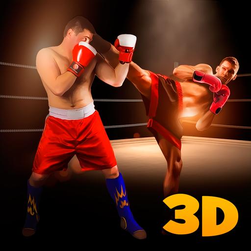Muay Thai Box Fighting 3D