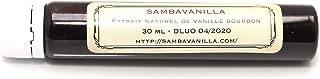 Extracto natural de vainilla Bourbon de Madagascar x 30