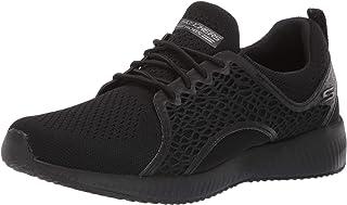 Skechers Bobs Squad 32507-bbk, Sneakers Basses Femme