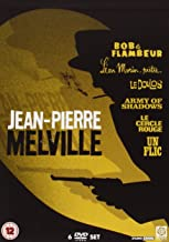 The Jean-Pierre Melville Collection anglais