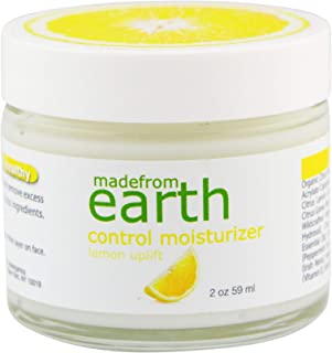 made from earth moisturizer
