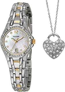 Crystal Women's Quartz Watch PXT915