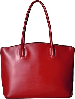 Audrey RFID Milano Tote With Laptop Pocket