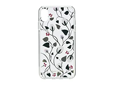 Kate Spade New York Deco Bloom Clear Phone Case for iPhone XS Max (Clear Multi) Cell Phone Case