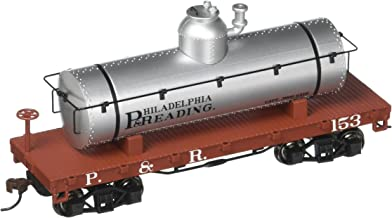 Bachmann Industries Old-Time Philadelphia & Reading Tank Car (HO Scale)