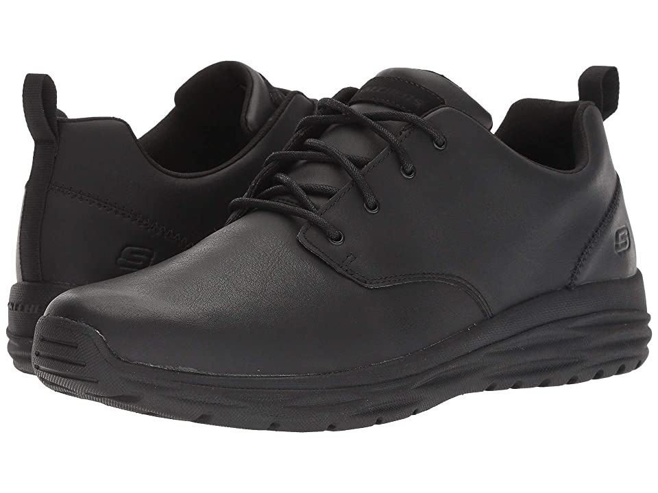 SKECHERS Harsen Rendo (Black) Men