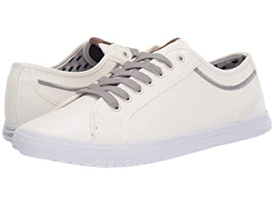 Ben Sherman Chandler Lo (White/Light Grey) Men