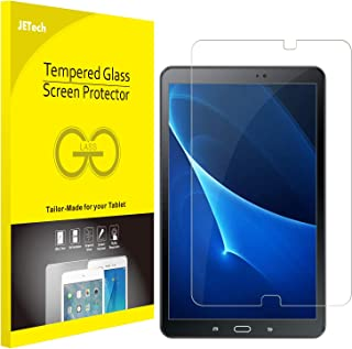 JETech Screen Protector for Galaxy Tab A 10.1 2016 (SM-T580/T585), Tempered Glass Film