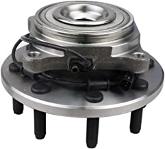 CRS NT590466 New Wheel Bearing Hub Assembly, 1 Pack, Front Left (Driver)/ Right (Passenger), for 2012-2014 Dodge RAM 3500/2500, 2012-2015 RAM 3500/2500/ 1500, RWD, w/ABS