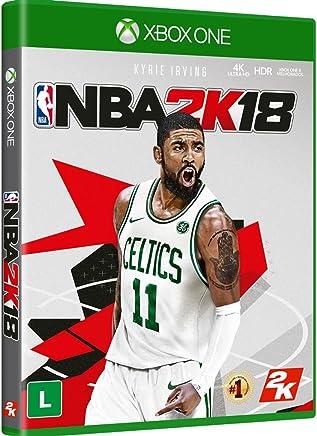 Nba 2K18 Edição Padrão  Xbox-one
