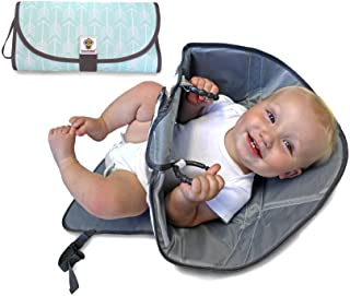 shark tank baby changing mat