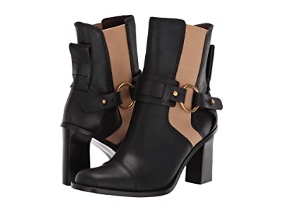 See by Chloe SB32001A (Black Lumiere Calf) Women