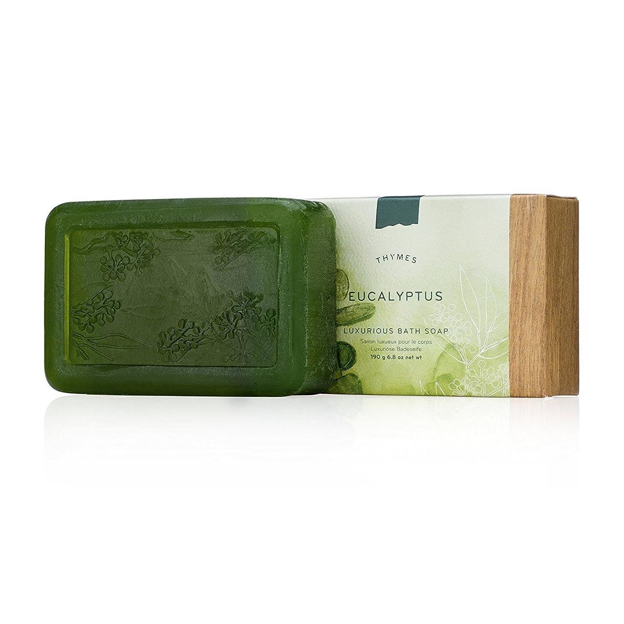 非アクティブ衛星検出器タイムズ Eucalyptus Luxurious Bath Soap 190g/6.8oz